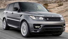 Land Rover Range Rover Sport Alloy Wheels and Tyre Packages.