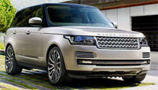 Land Rover Range Rover Alloy Wheels and Tyre Packages.
