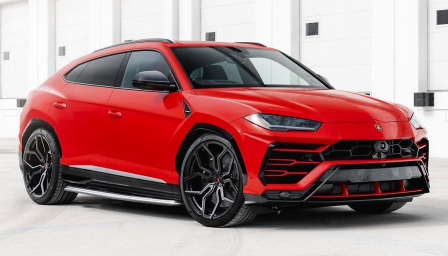 Lamborghini Urus Alloy Wheels and Tyre Packages.