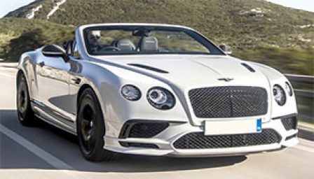 Bentley Continental GTC Alloy Wheels and Tyre Packages.