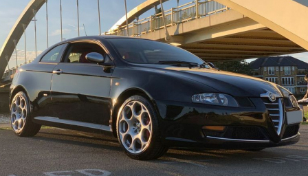 Alfa Romeo GT Alloy Wheels and Tyre Packages.