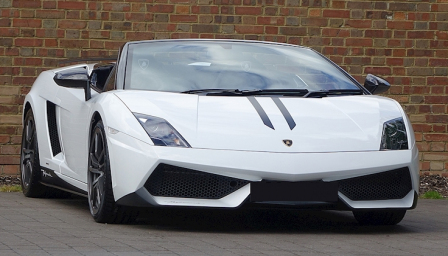 Lamborghini Gallardo Performante Alloy Wheels and Tyre Packages.