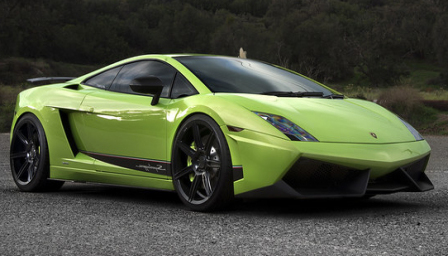 Lamborghini Gallardo Superleggera Alloy Wheels and Tyre Packages.