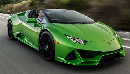 Lamborghini Huracan Evo Alloy Wheels and Tyre Packages.