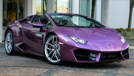 Lamborghini Huracan RWD Alloy Wheels and Tyre Packages.