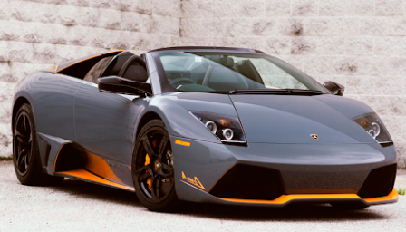 Lamborghini Murcielago Alloy Wheels and Tyre Packages.