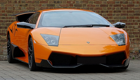 Lamborghini Murcielago SV Alloy Wheels and Tyre Packages.