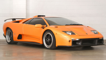 Lamborghini Diablo Alloy Wheels and Tyre Packages.