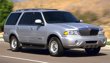 Lincoln Navigator Alloy Wheels and Tyre Packages.