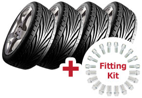 Alloy Wheel Tyre Packages