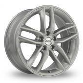 BBS SX Silver Alloy Wheels