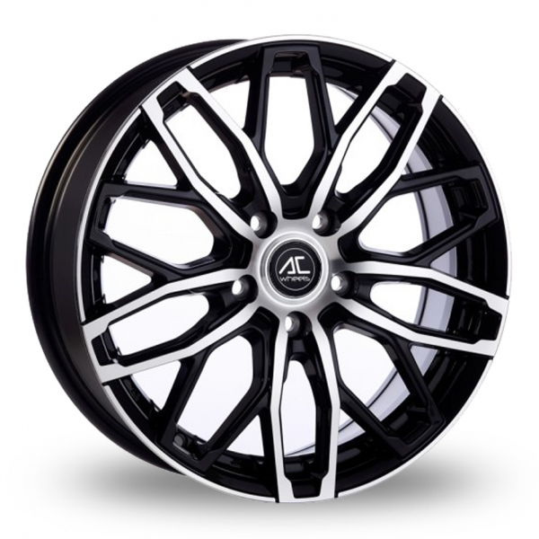 "Picture of 18"" AC Wheels Karma Black/Polished"
