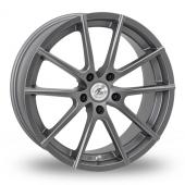AC Wheels Cruze Matt Grey Alloy Wheels