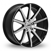 AEZ Straight Polished Alloy Wheels