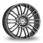 AEZ Strike Graphite Alloy Wheels