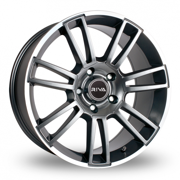 Zoom Riva ATV Grey Alloys