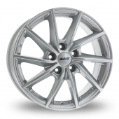 Alutec Singa Silver Alloy Wheels