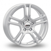 Autec Mugano Silver Alloy Wheels