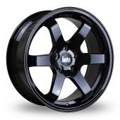 Bola B1 Black Alloy Wheels