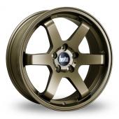 Bola B1 Bronze Alloy Wheels