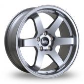 Bola B1 Silver Alloy Wheels