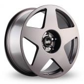Bola B10 Gun Metal Alloy Wheels