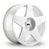 Bola B10 White Alloy Wheels
