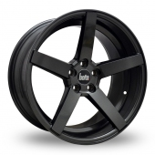 Bola B2 Gun Metal Alloy Wheels