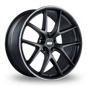 BBS CI-R Satin Black Alloy Wheels