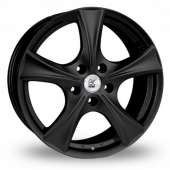 Image for BK_Racing 770 Black Alloy Wheels