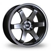Bola B1 Hyper Black Alloy Wheels
