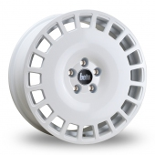 Bola B12 White Alloy Wheels