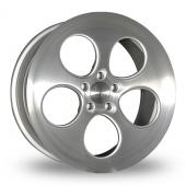Bola B5 Silver Alloy Wheels