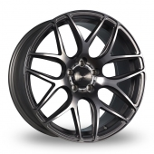Bola B8R Glossy Titanium Alloy Wheels