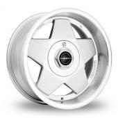 Borbet A Silver Alloy Wheels