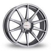 Borbet GTX Polished Alloy Wheels