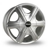 Boss Cargo Silver Alloy Wheels