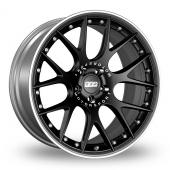 BBS CH-R II Black Alloy Wheels
