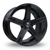 Diewe Cavo Black Alloy Wheels