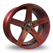 Diewe Cavo Bronze Alloy Wheels