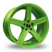 Diewe Cavo Green Alloy Wheels