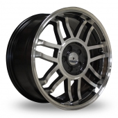 Image for Dare DR-SF Black_Polished Alloy Wheels