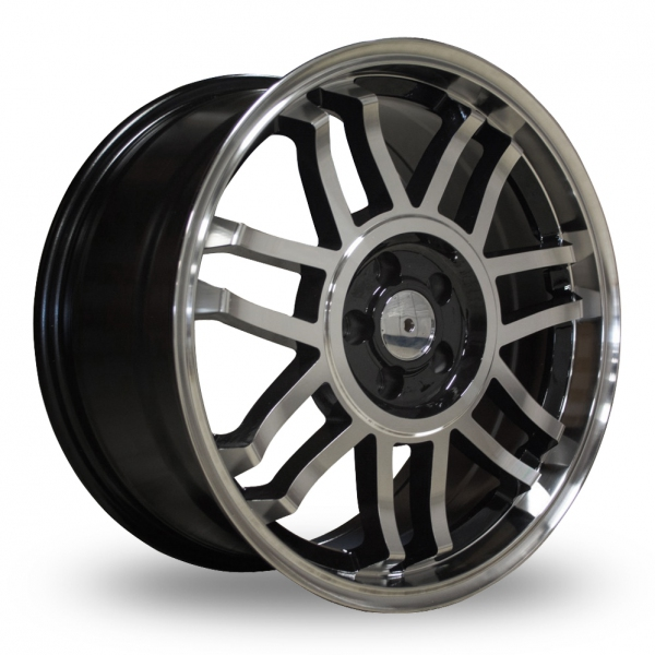 Zoom Dare DR-SF Black_Polished Alloys