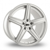 DRC DMA Silver Alloy Wheels