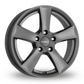 Dezent TX Graphite Alloy Wheels