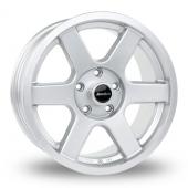 Diewe Avventura Silver Alloy Wheels