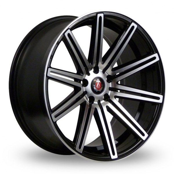 Zoom Axe EX15 Black_Polished Alloys