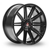 Axe EX15 Gloss Black Alloy Wheels