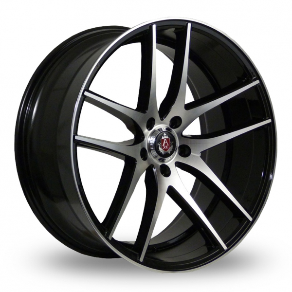 Zoom Axe EX19 Black_Polished Alloys