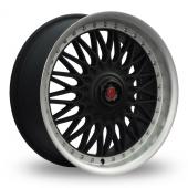 Image for Axe Ex_10en Matt_Black Alloy Wheels
